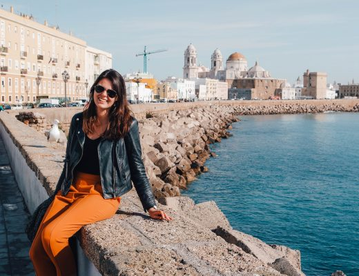 The Malacon of Cadiz, Spain - Your perfect Andalusia Itinerary