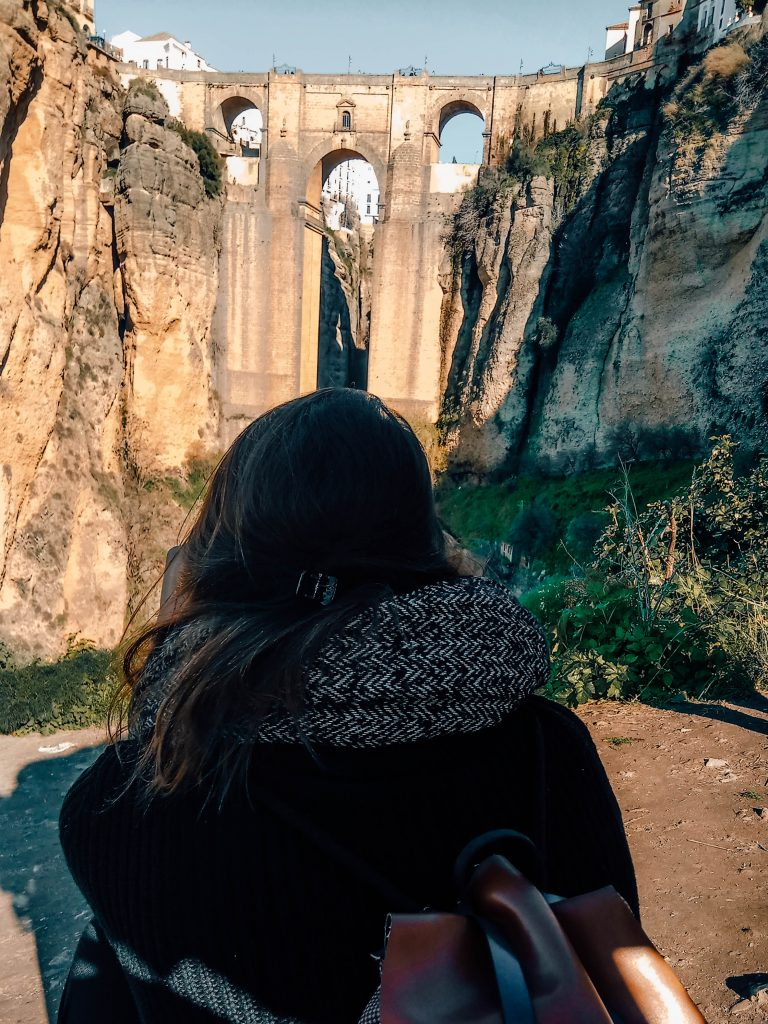 Bridge in Ronda - Andalusia Roadtrip 2 week itinerary