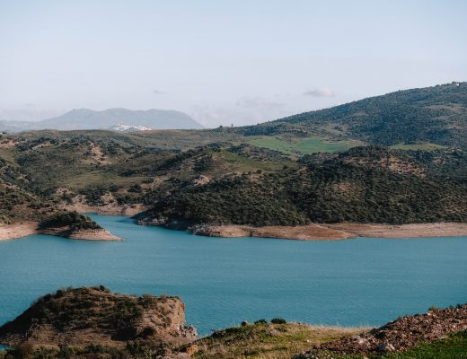 Zahara de la Sierra, Andalusia