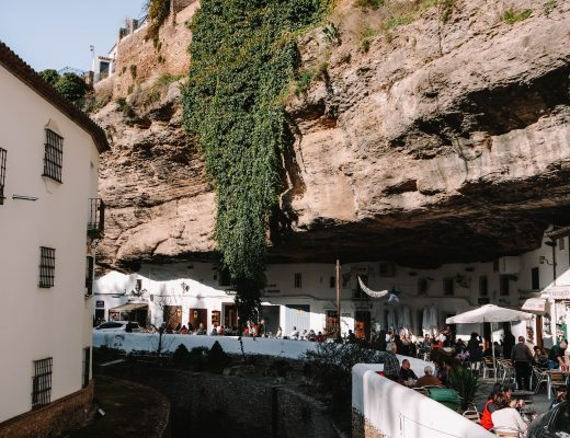 Setenil de las Bodegas, Andalusia Itinerary