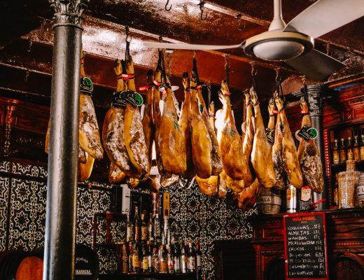 El Rinconcillo, Sevilla, Spain - The oldest tapas bar