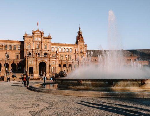 Plaza de Espana, Sevilla, Andalusia Roadtrip