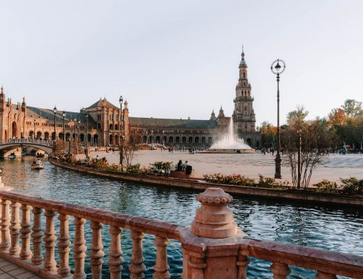 Plaza de Espana, Seville, Andalusia Roadtrip