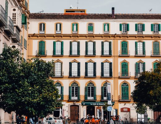 Malaga, Andalusia, Spain - Starting point of 2 week itinerary