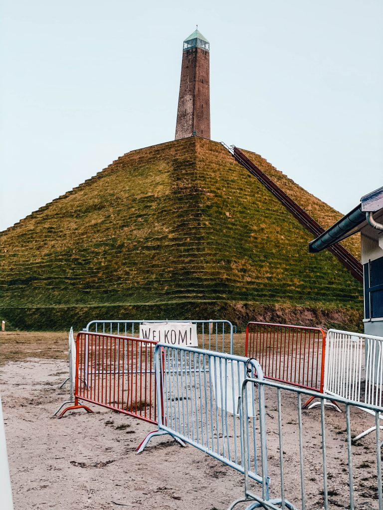 Pyramide van Austerlitz, Utrecht, Nederland