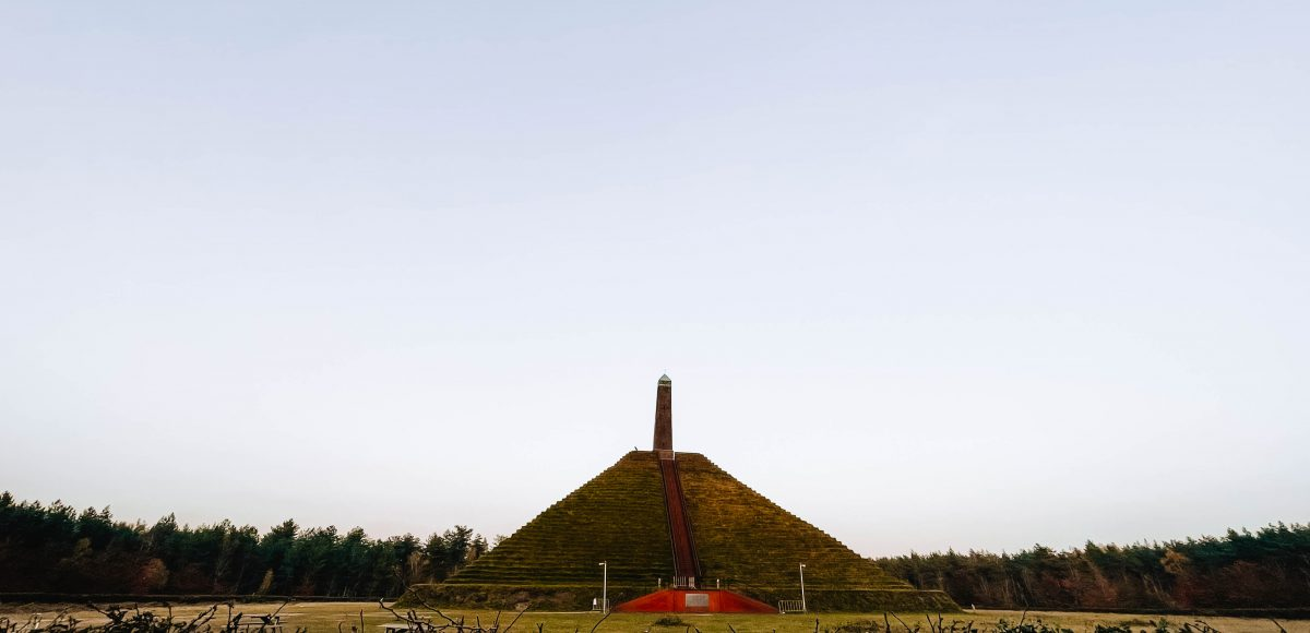 Pyramid of Austerlitz, Netherlands