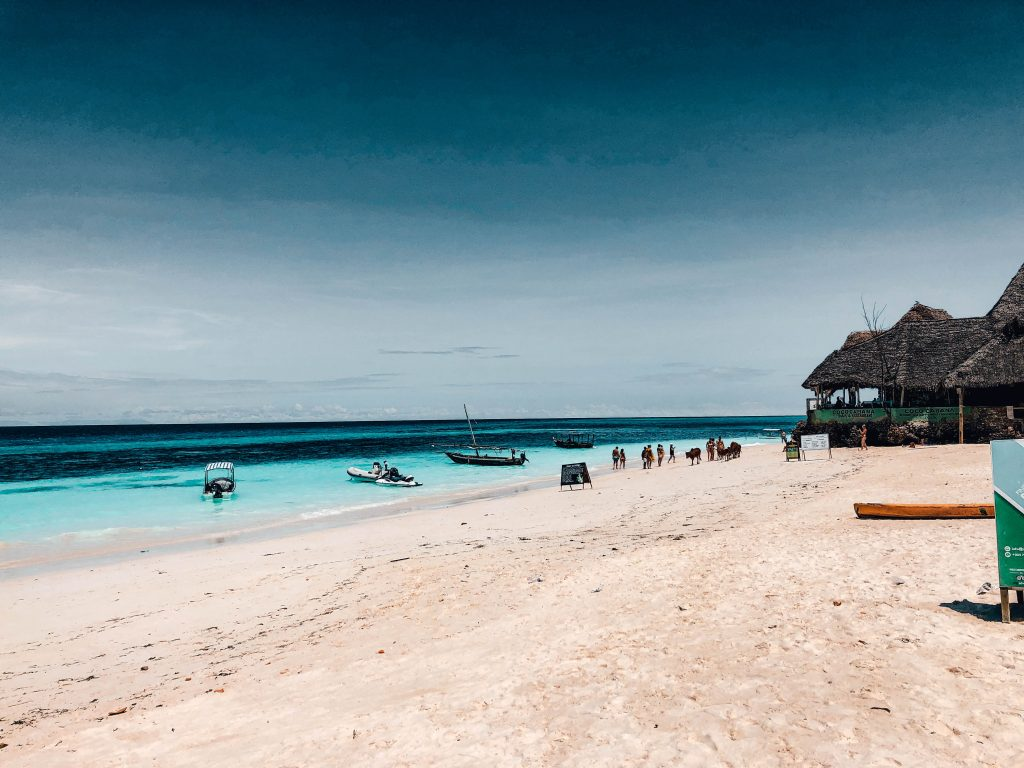 Nungwi Beach - where to stay in Zanzibar