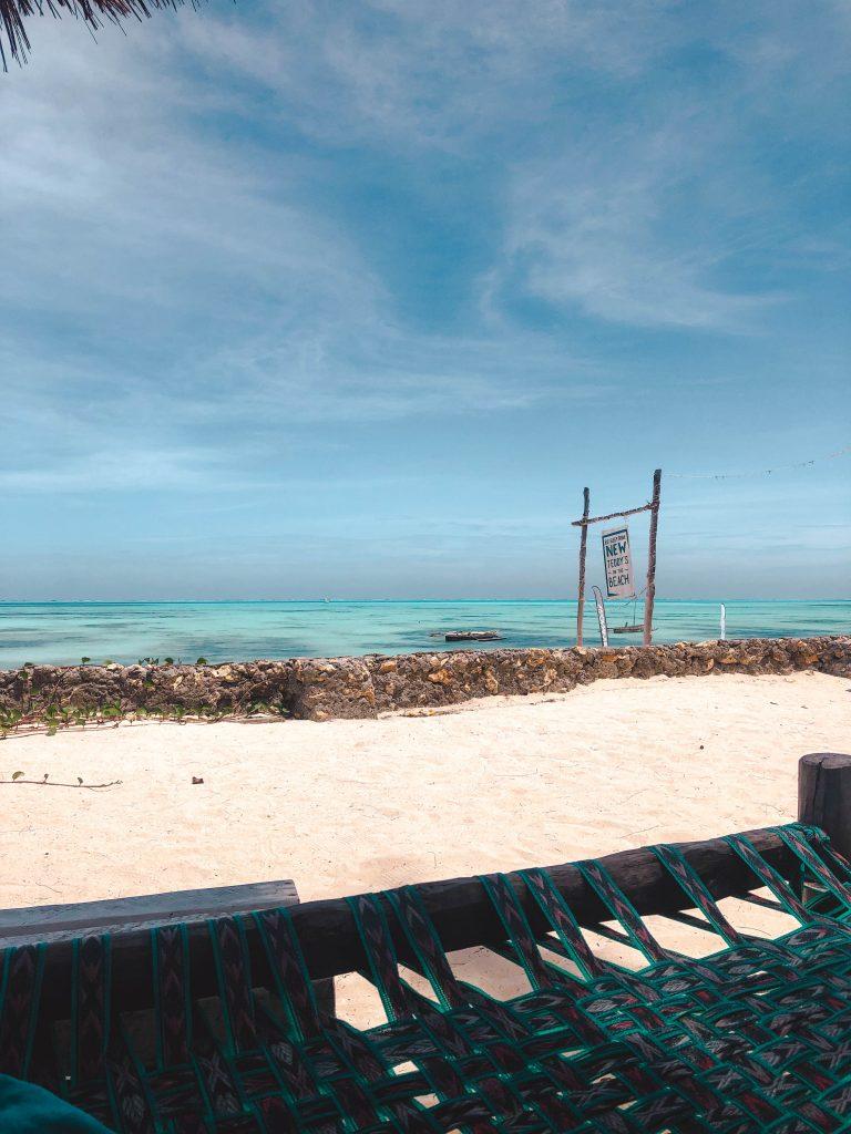 New Teddy's on The Beach - Jambiani, Zanzibar