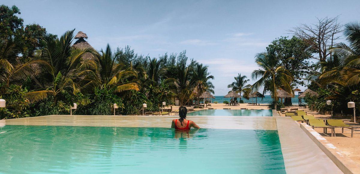 Fun Beach Resort, Jambiani, Zanzibar, Tanzania