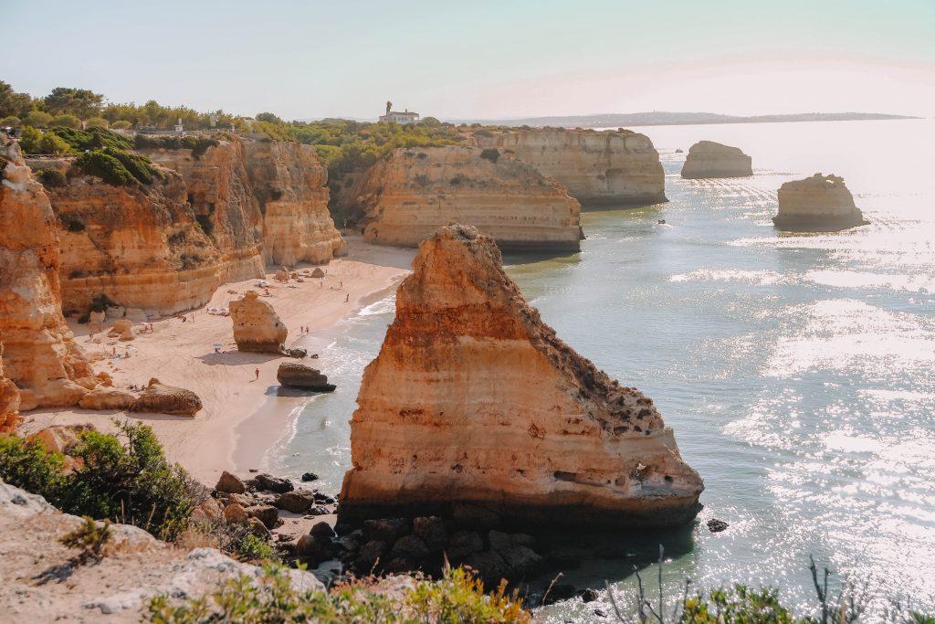 Praia da Marinha, Algarve, Portugal, Photography