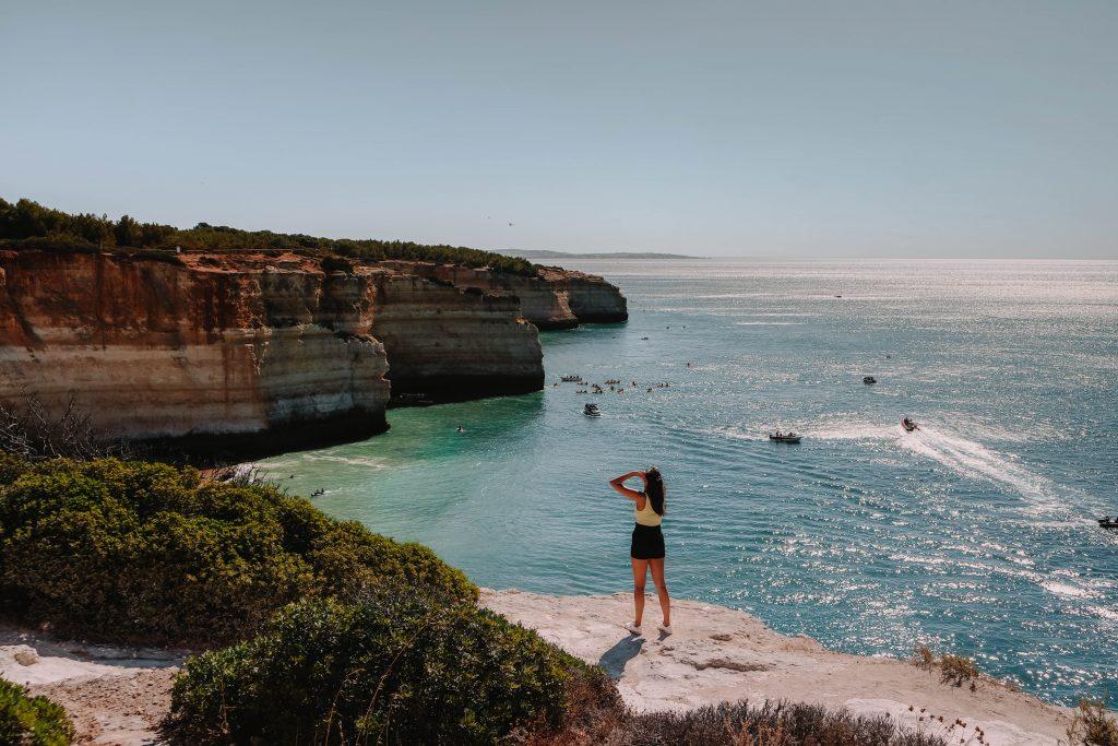 Seven Hanging Valleys Trail, Portugal, Algarve, 15 photos