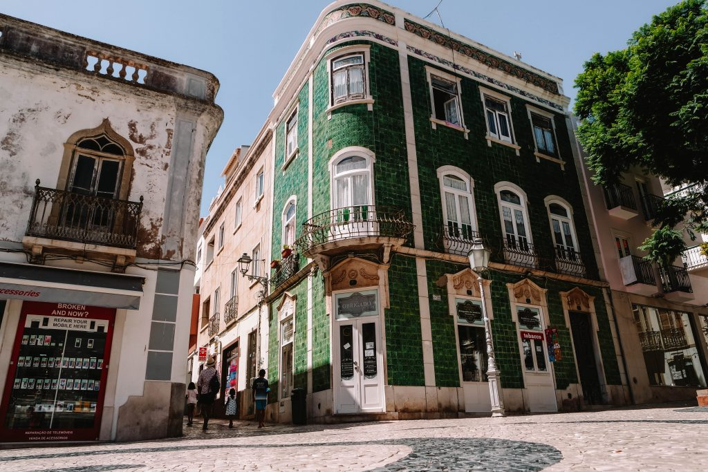 Lagos, City Centre, Portugal