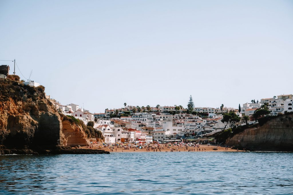 The Algarve from the Water, Portugal