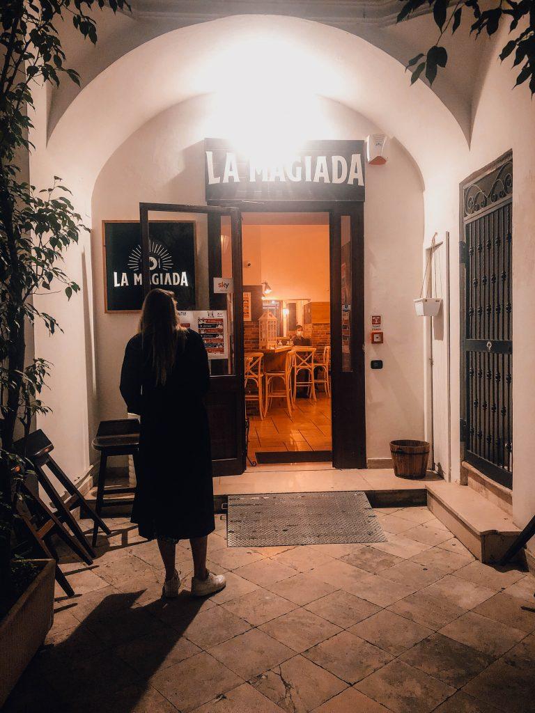 La Magiada, Pizzaria, Lecce, Italy