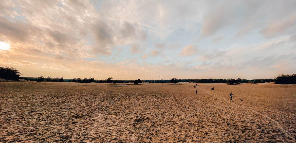 A day walk: Soesterduinen in Nederland