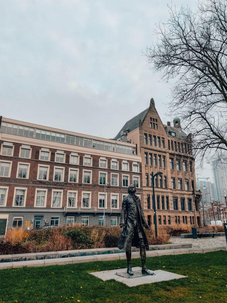Tsaar Peter, Rotterdam, Netherlands