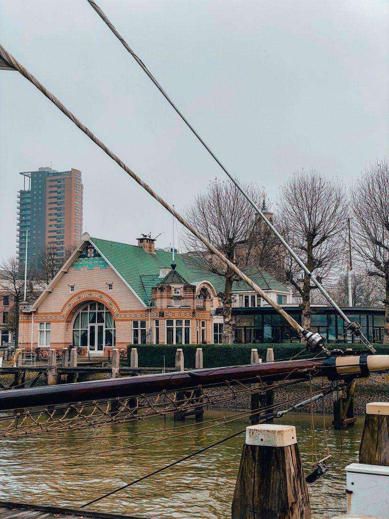 Veerhaven, Rotterdam, Netherlands