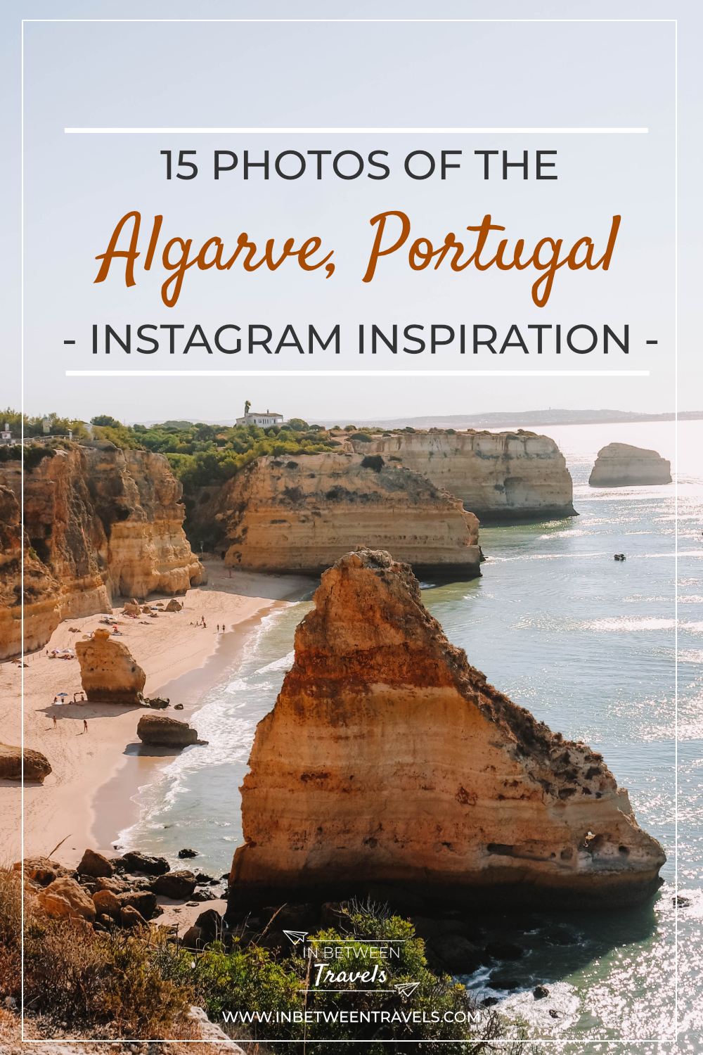 15 photos of the Algarve, Why you should visit the South of Portugal - Instagram Spots
