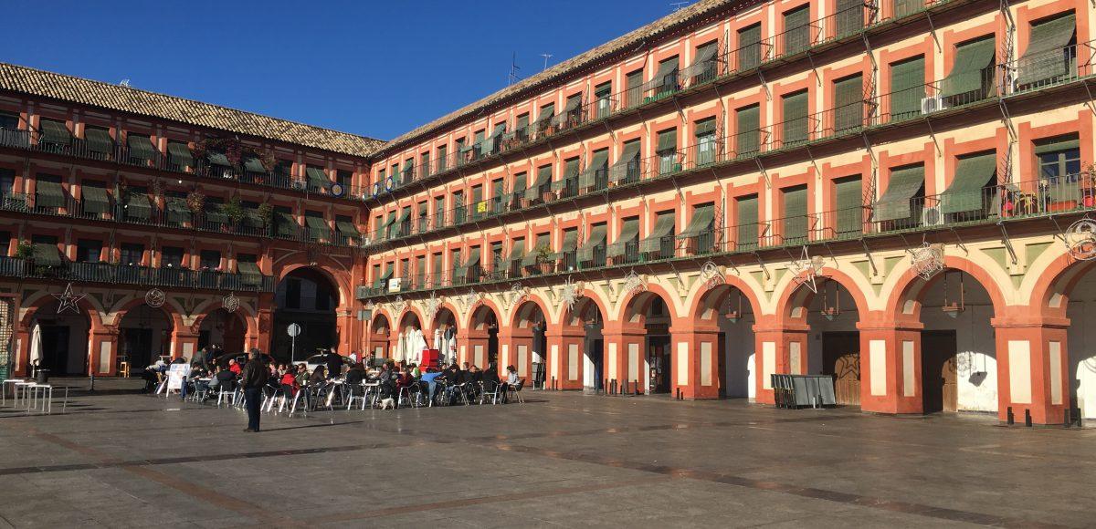 Plaza de la Corredera, Córdoba, Spain