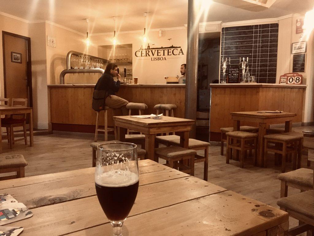 Cerveteca Lisbon - Craft Beer Bars in Lisbon