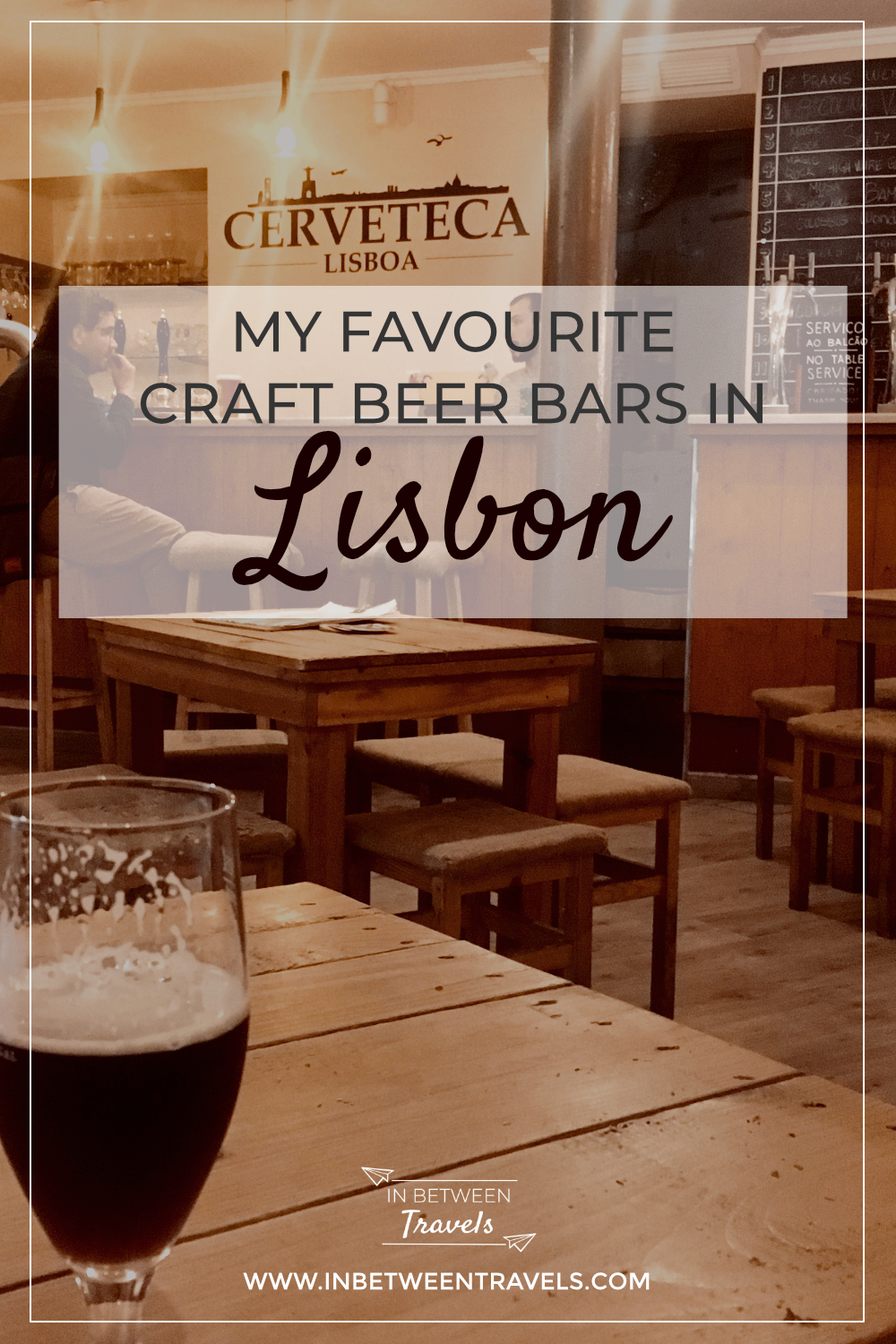 The Best Craft Beer Bars in Lisbon, Portugal