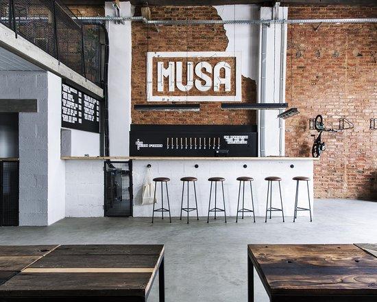 Musa Taproom, Lisbon