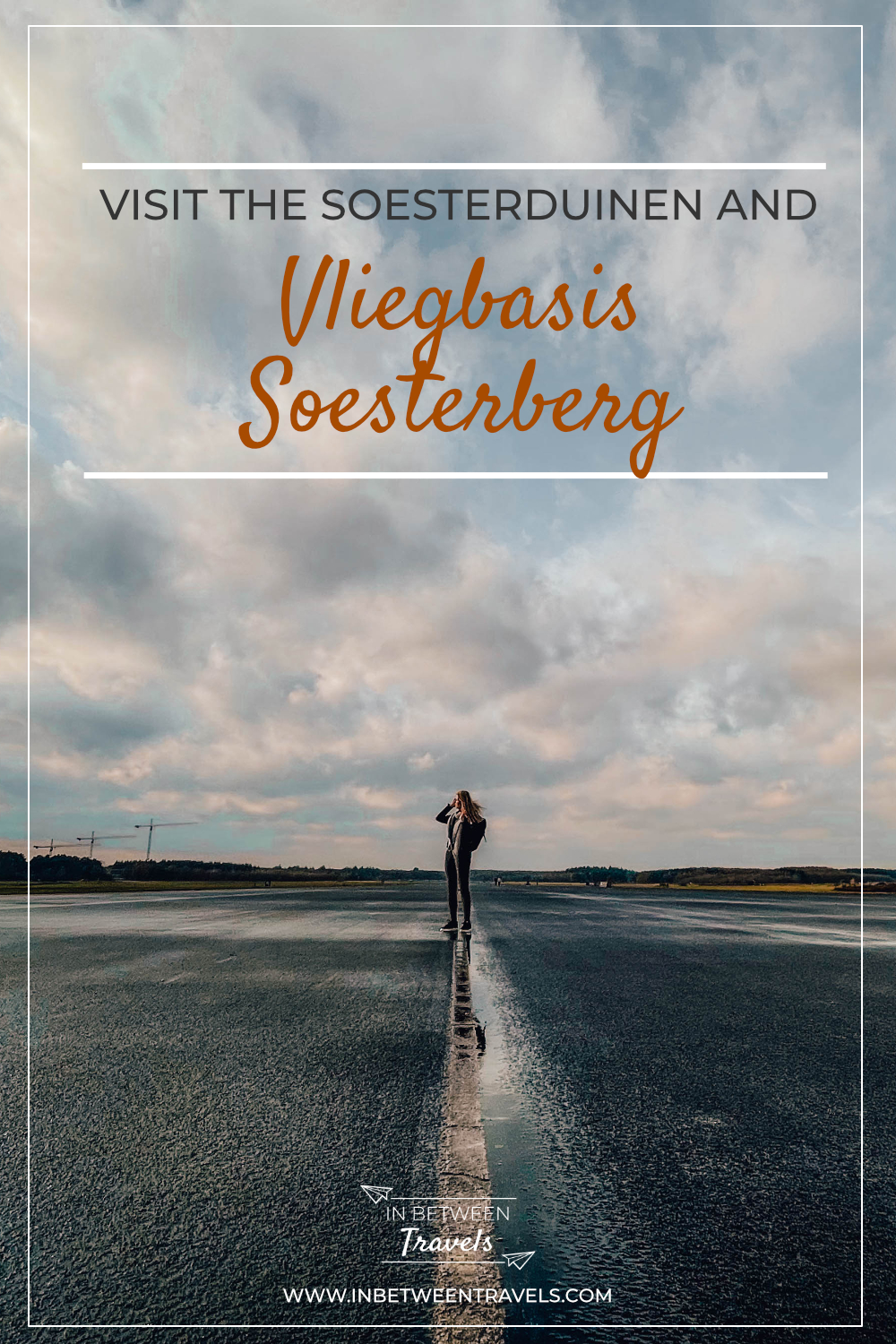 Soesterduinen and Vliegbasis Soesterberg (Flightbasis): A day walk in Utrecht Province, Netherlands