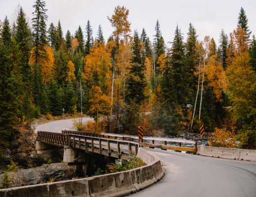 Roadtrip through the Canadian Rockies with an RV, 3-week Itinerary