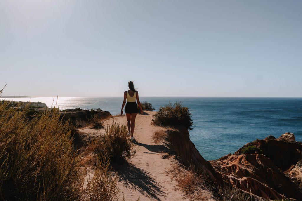 Seven Hanging Valleys Trail, Algarve, Portugal