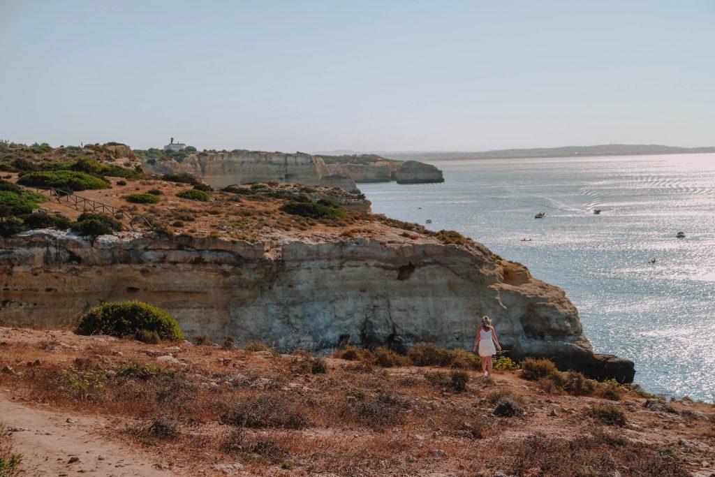 Seven Hanging Valleys Trail, Algarve, Portugal - Praia da Marinha