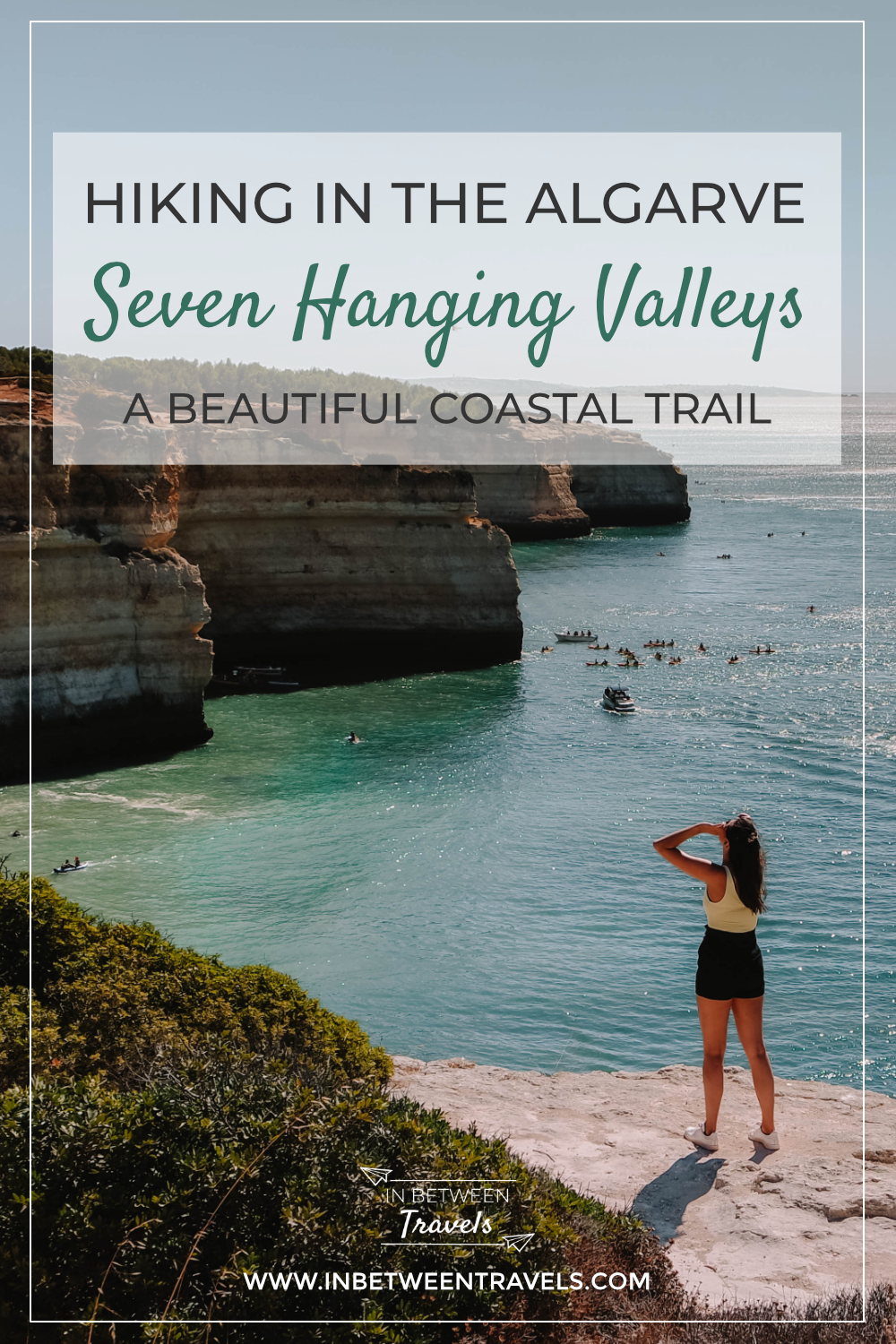 Hiking the Seven Hanging Valleys Trail in the Algarve, Portugal