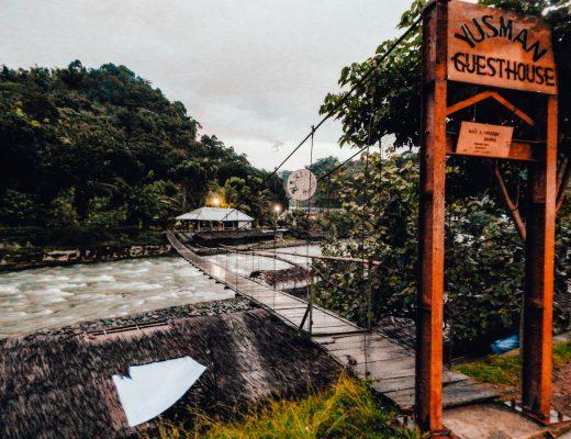 Yusman Guesthouse, Bukit Lawang, Sumatra