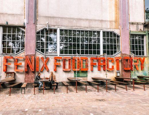 Fenix Food Factory, Rotterdam