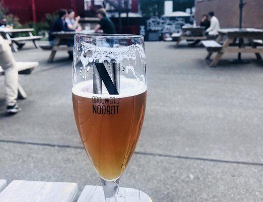 Brouwerij Noordt, Rotterdam, Beer Bar