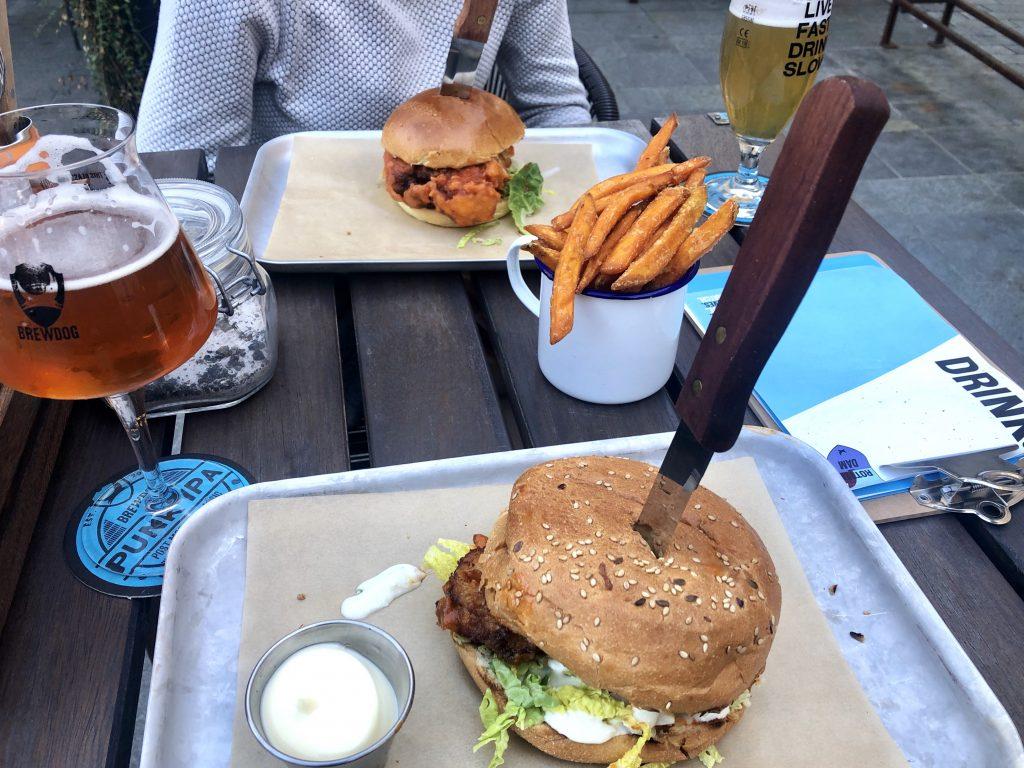 Brewdog Rotterdam, Beer Bar