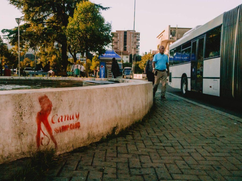 Bus to Bunk'r 1 Tirana, Albania