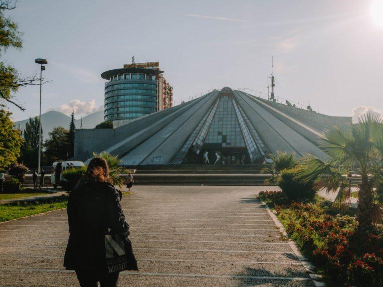 Tirana Pyramid, Albania
