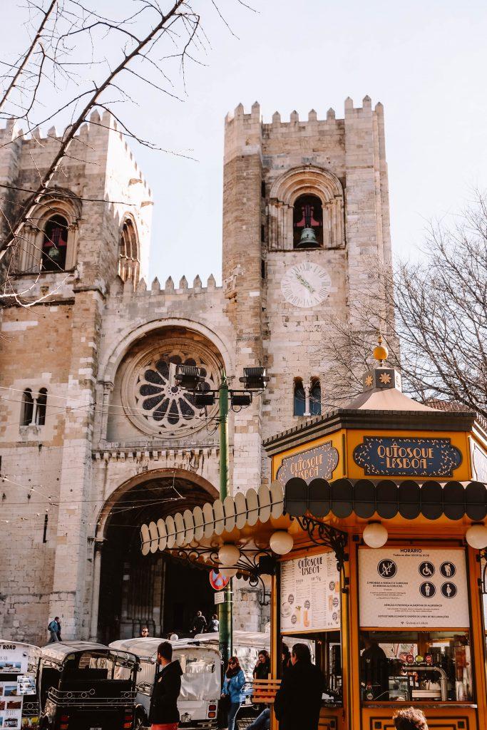 Se Cathedral of Lisbon, Photo Spots Instagram