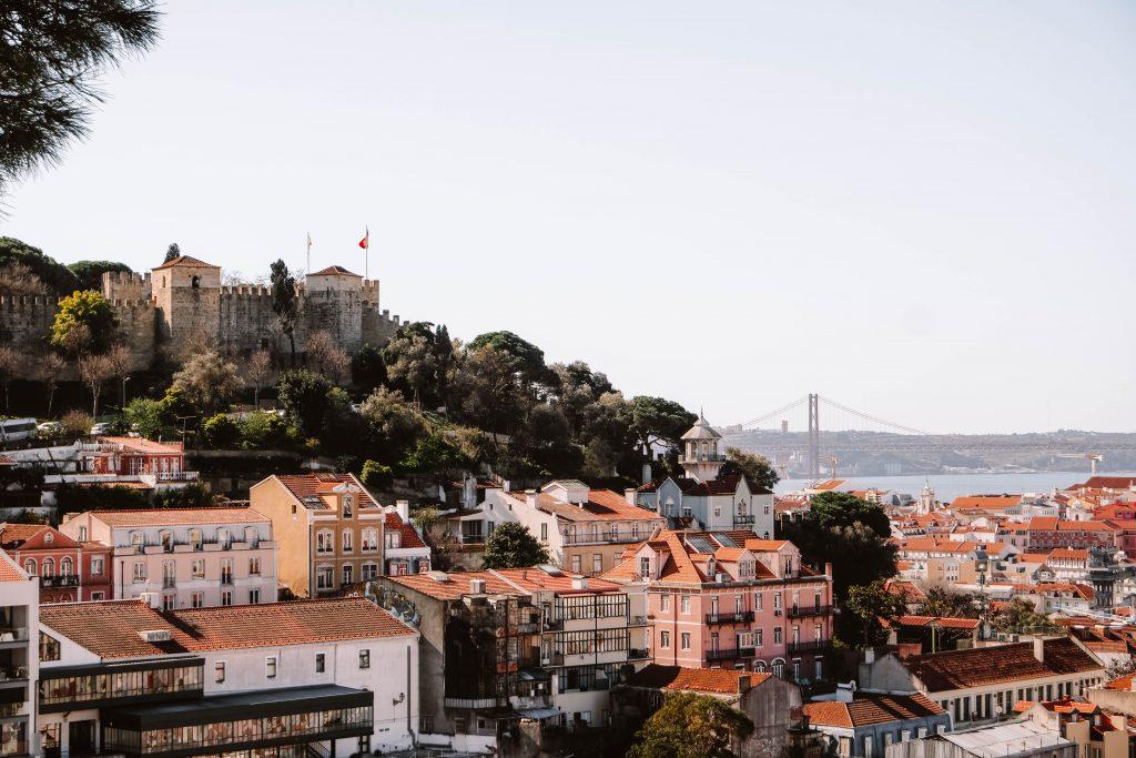 Miradouro da Graca, Instagram Spot Lissabon
