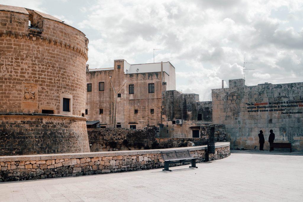 Corigliano d'Otranto, The south of Puglia