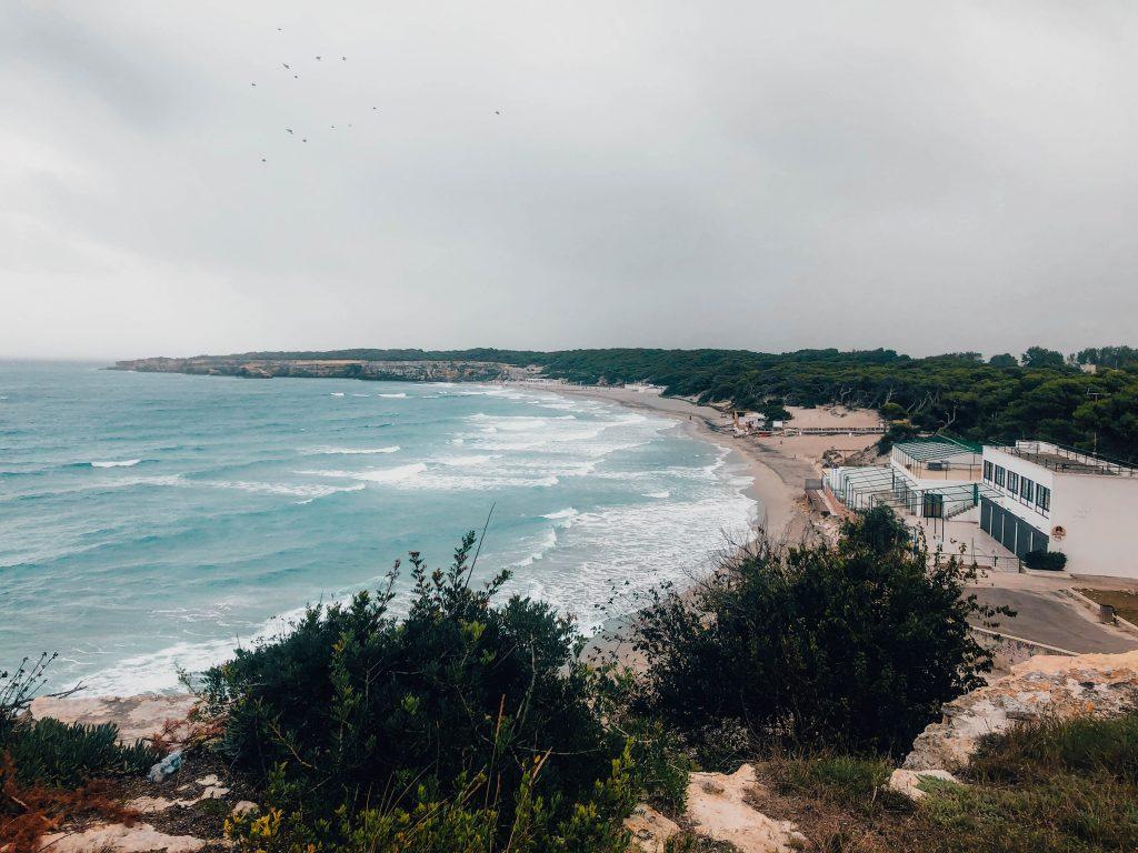 SPIAGGIA TORRO DELL'ORSO, Lecce, Puglia, Italy