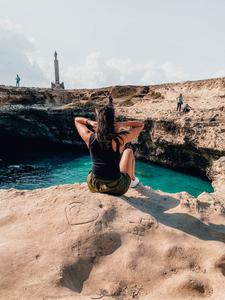 Grotta della Poessia, South of Puglia, Lecce, Italy