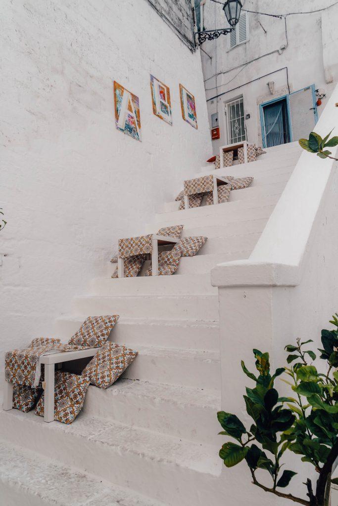 ABC Cafe, Ostuni City Guide, Puglia, Italy