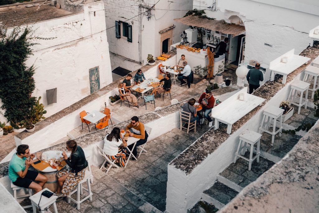 Borgo Antico Bistrot in Ostuni, City Guide, Puglia