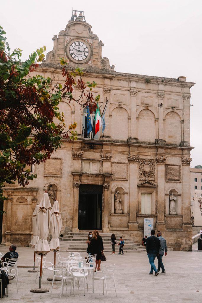 Palazzo Lanfranchi in Matera, City Guide, Bascilicata