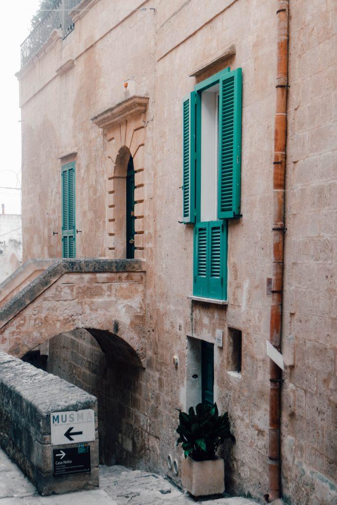 Casa Noah, Matera