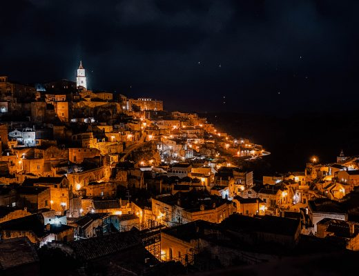 Matera by Night, City Guide