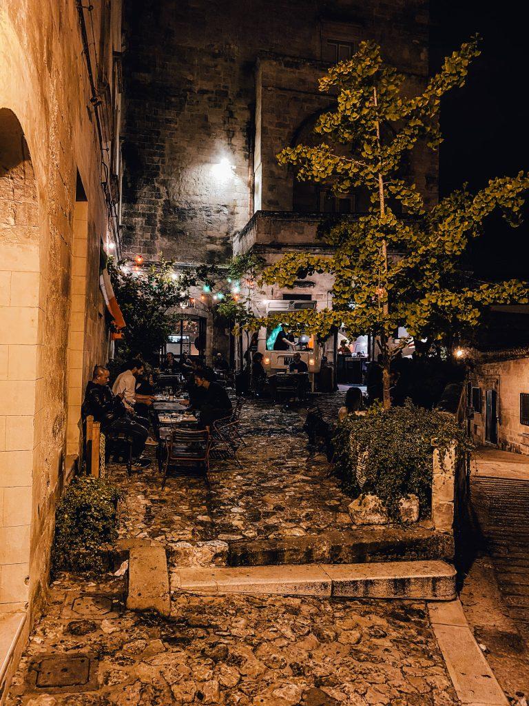 Area 8, Matera City Guide