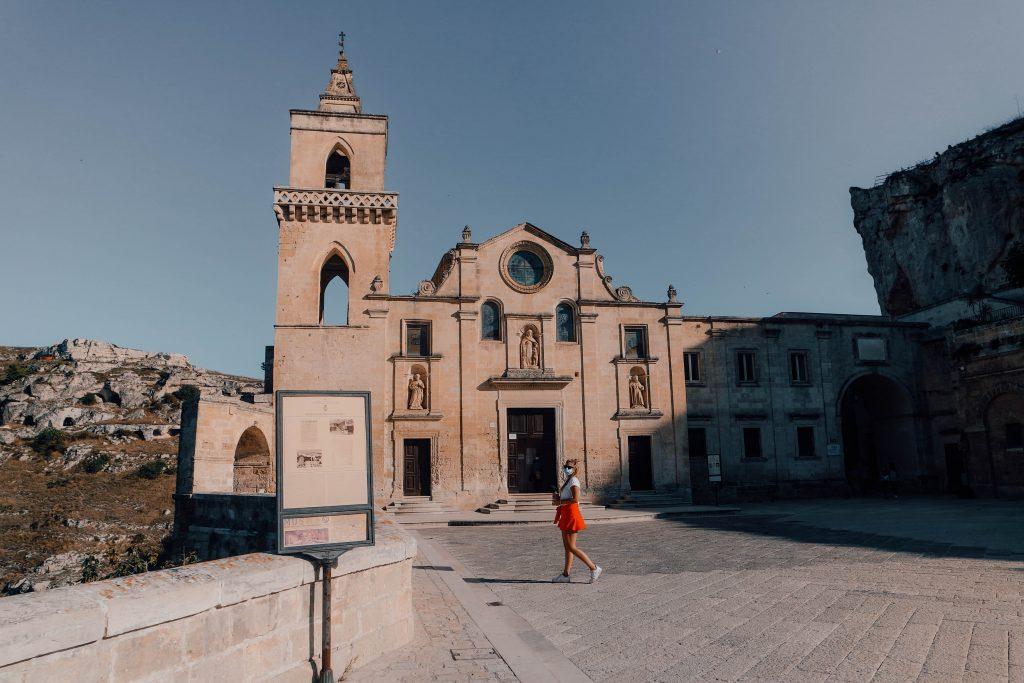 Church of Saint Peter 'Caveoso'