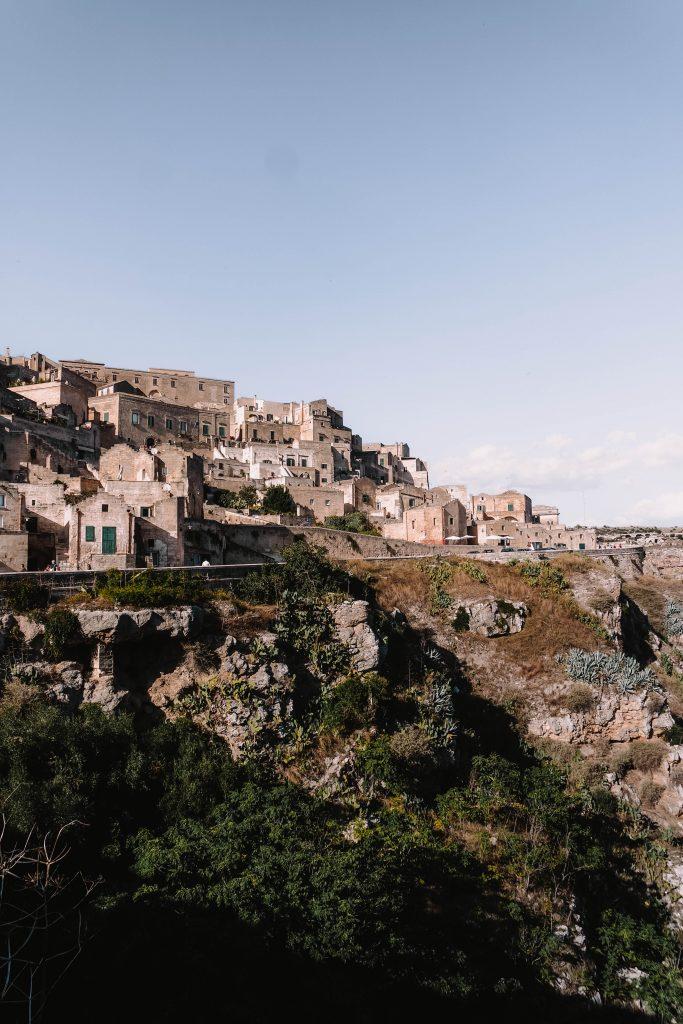 Views overlooking Materas Nature